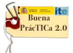 Distintivo de Buena PrácTICa 2.0 otorgado por el ITE