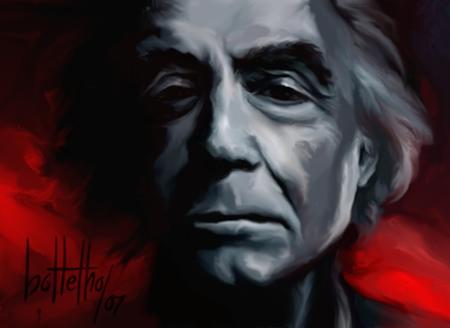 Saramago. Por Carlos Botelho CC BY-SA