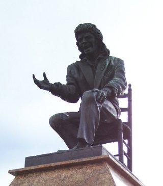 Monumento a Camarón de la Isla