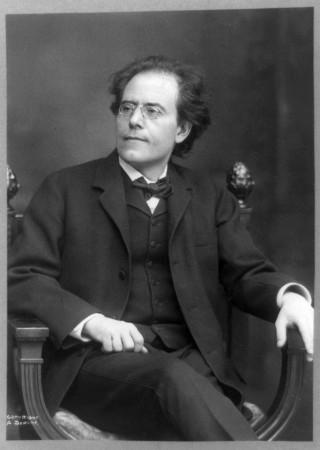 Gustav Mahler en 1909