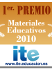 Primer Premio a Materiales Educativos del ITE