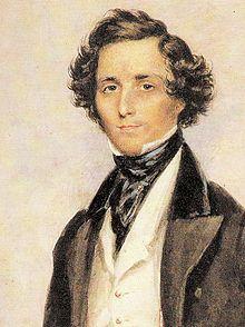 Felix Mendelssohn-Bartholdy (PD Wikimedia Commons)