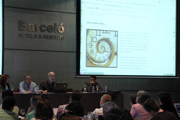I Encuentro Provincial de Blogs Educativos Málaga