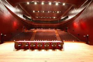 Auditorio 400 - Museo Nacional Centro de Arte Reina Sofía