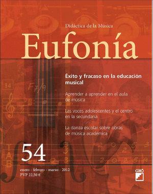 Eufonía. Didáctica de la Música