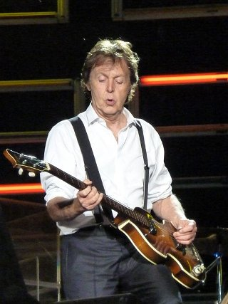 Paul_McCartney live in Dublin