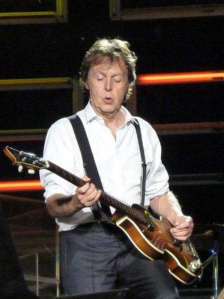 Paul_McCartney live in Dublin