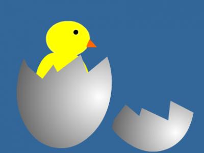 El ballet de los polluelos en su cascarón