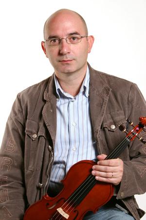Roberto Collini, luthier