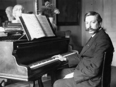 Enrique Granados en 1914 (PD)