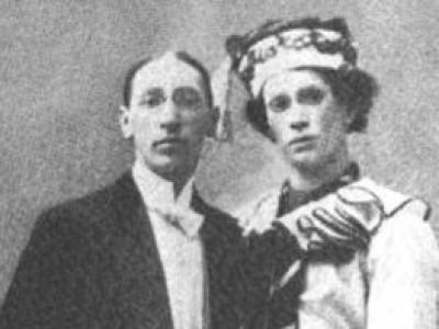 Stravinsky y Nijiinsky