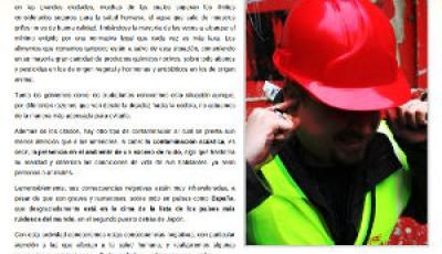 Webquest sobre la contaminación acústica