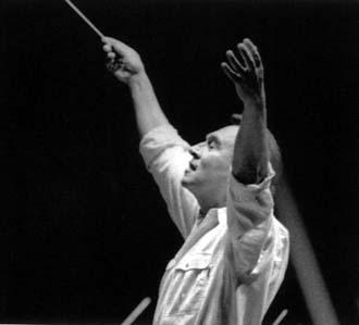 1979: Abbado durante le prove del Wozzeck all'Opera di Parigi