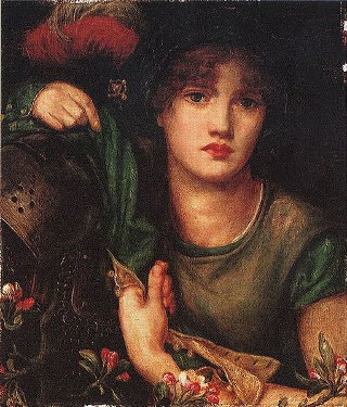 Dante Gabriel Rossetti: My Lady Greensleeves