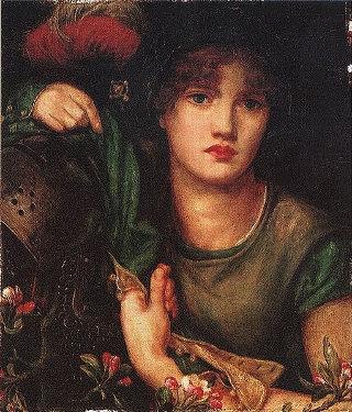Dante Gabriel Rossetti: My Lady Greensleeves
