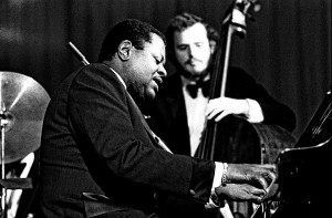 Oscar Peterson with Niels-Henning Orsted Pedersen
