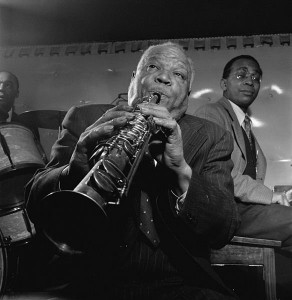 Sidney Bechet, Freddie Moore and Lloyd Phillips